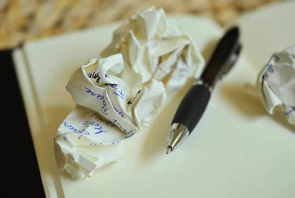 Write, Notes, Paper Ball, Office, Paper, Note, Pen